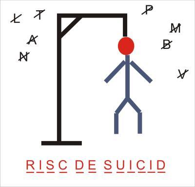 risc suicid